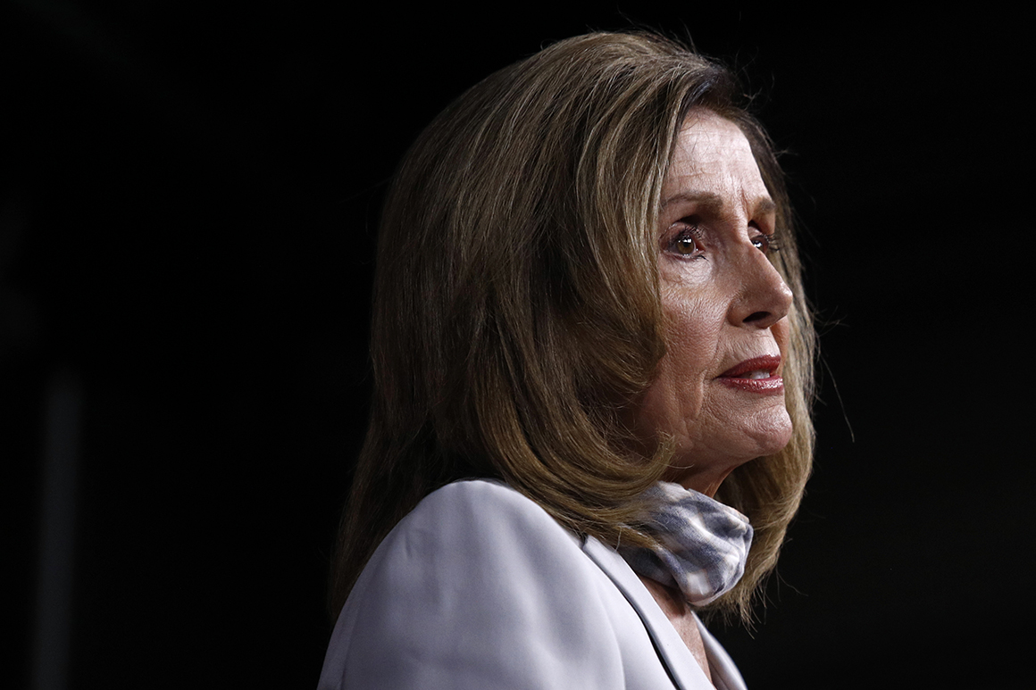 Pelosi weighs bringing Property back early to address Postal Provider crisis