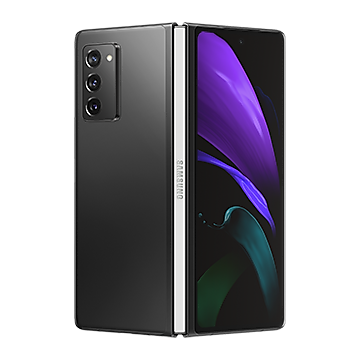Custom Galaxy Z Fold 2 hinge colors revealed by Samsung itself