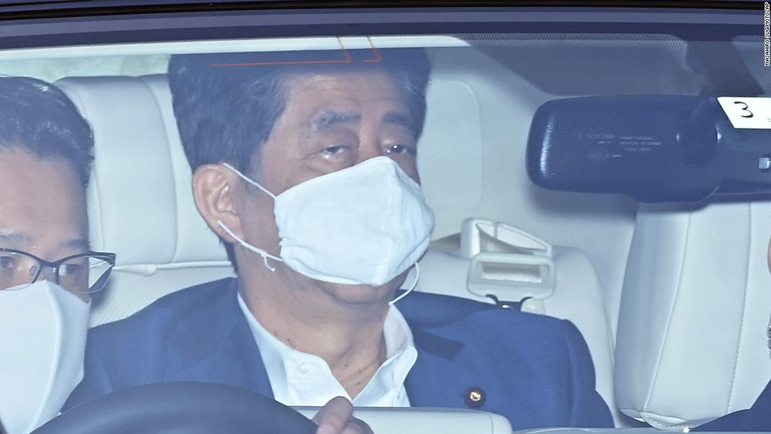 Shinzo Abe: Japan's Prime Minister resigns thanks to overall health causes