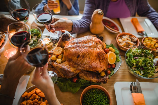 Thanksgiving dinners, usually a time of family rejoicing and reunions, could be the source of COVID-19 infections this year.