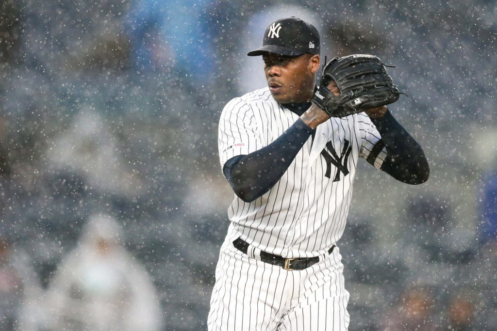 Quick Hits: Yankees, Chapman, Rays, Morton, Nationals, Rizzo, Martinez