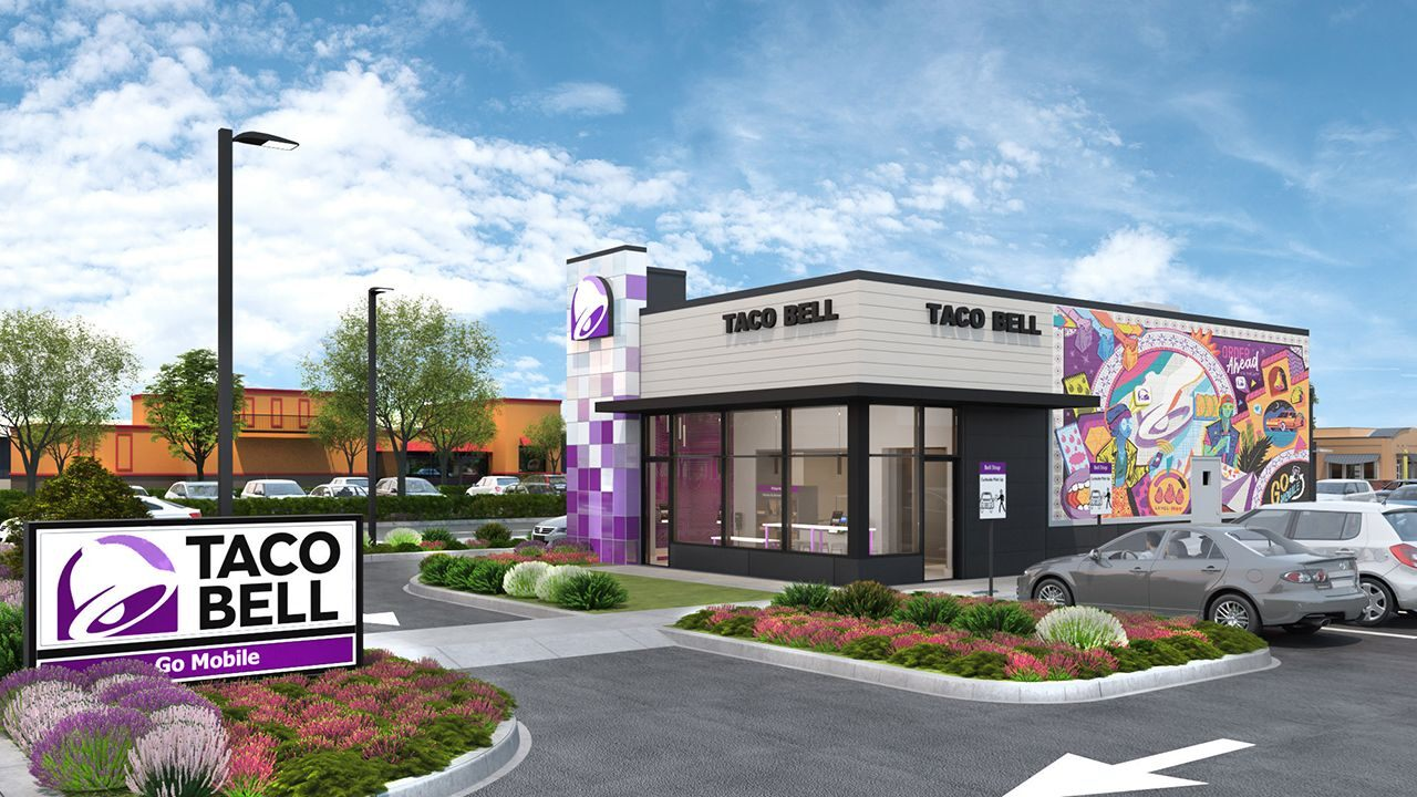 Taco Bell debuting 'mobile' restaurant strategy in 2021, placing emphasis on travel-through and curbside pickup