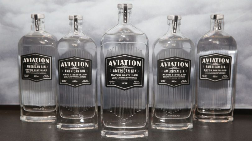 Diageo acquires Aviation American Gin