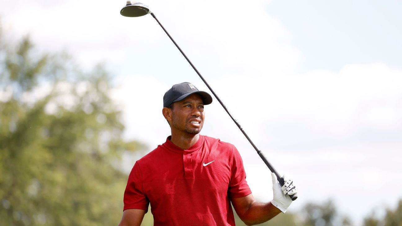 Tiger Woods finishes 11 over at BMW, fails to qualify for Tour Championship