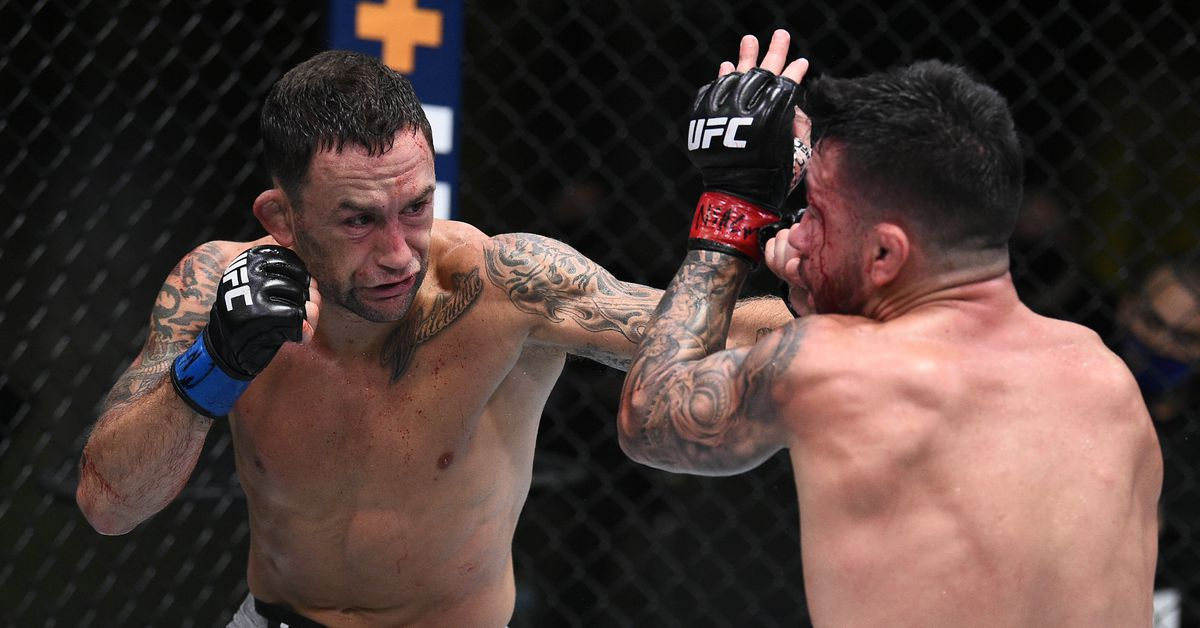 UFC on ESPN 15 in Tweets: Pros react to Frankie Edgar's bantamweight victory over Pedro Munhoz