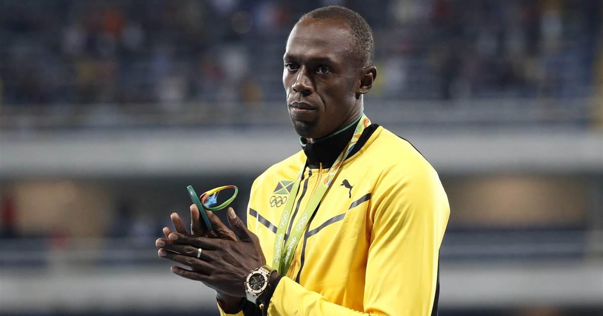 Usain Bolt, the fastest man alive, tests positive for coronavirus