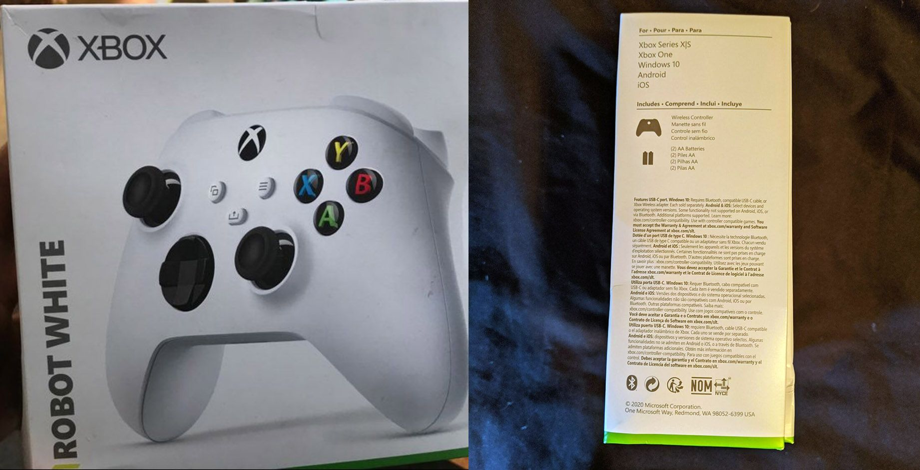 'Xbox Series S' console revealed by controller packaging