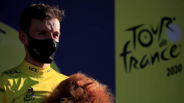Tour de France 2020: Adam Yates wears the yellow jersey after Julian Alavelipe is punished