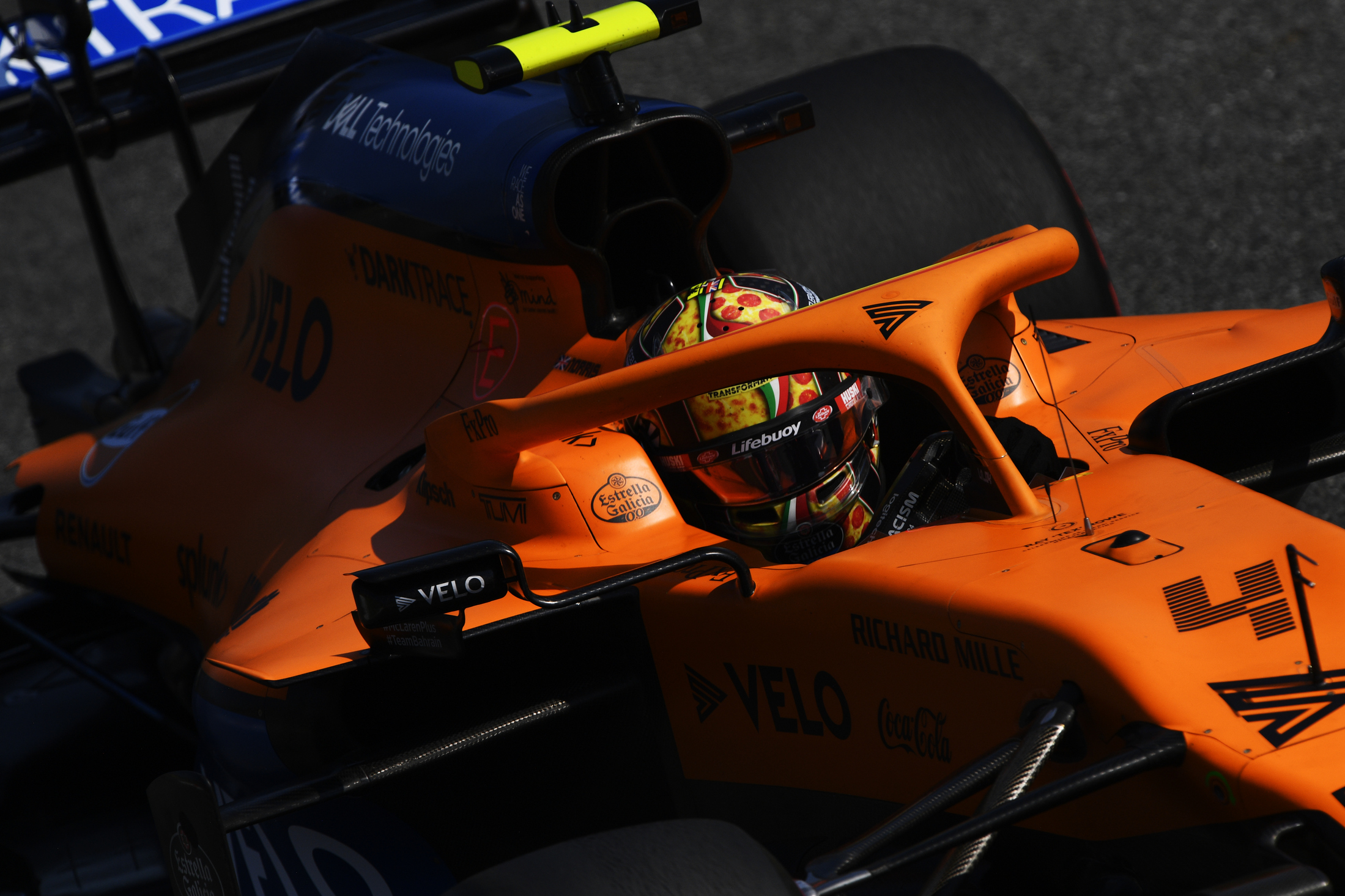 """"""" My worst Friday in a long time, """" says McLaren driver Lando Norris, despite his second experience in the Italian Grand Prix."""