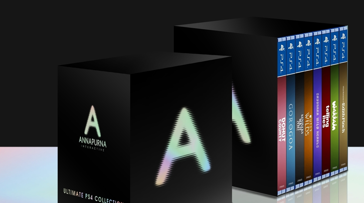 Annapurna Interactive launches stunning PS4 mega bundle to celebrate its 5th year • Eurogamer.net