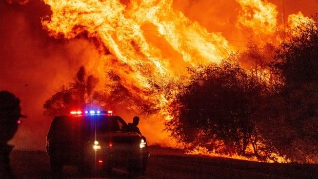 10 dead as wildfires wreak havoc across northern California
