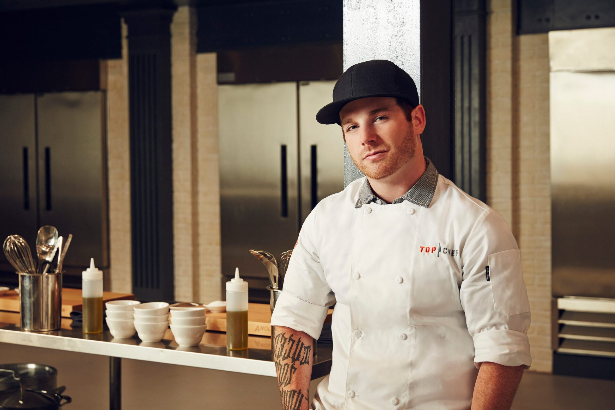 `` Top Chef  contestant Aaron Grissom, dies at age 34