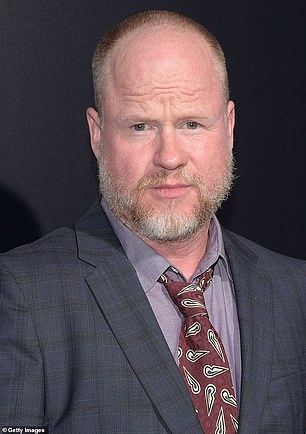 Toxic work environment: The Justice League star aired his complaints against director Joss Whedon again in July, accusing him of `` abusive and unprofessional '' behavior (pictured in September 2018)