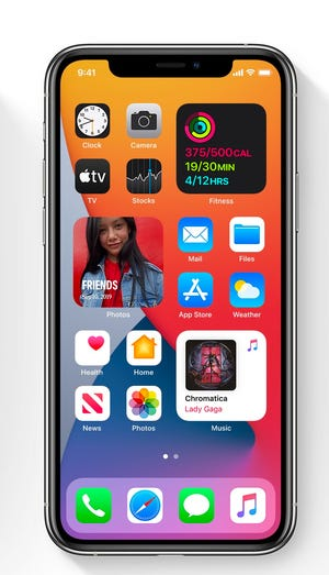 """Add apples """"Widgets"""" To the iOS Home Screen in iOS 14"""