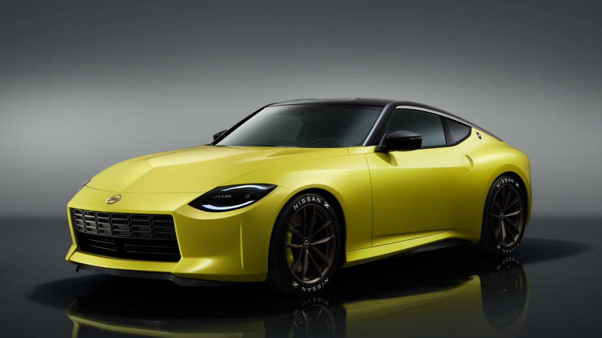 The new Nissan Z Proto is exactly what I wanted: the old school