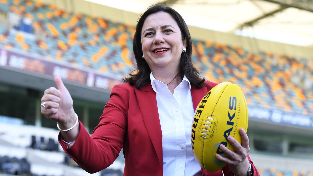 AFL spent $ 60 million in the Qld as it revealed details of the grand final ticket
