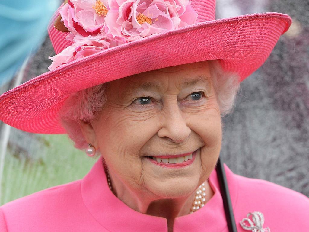 Britain's Queen Elizabeth II. Photo: AFP