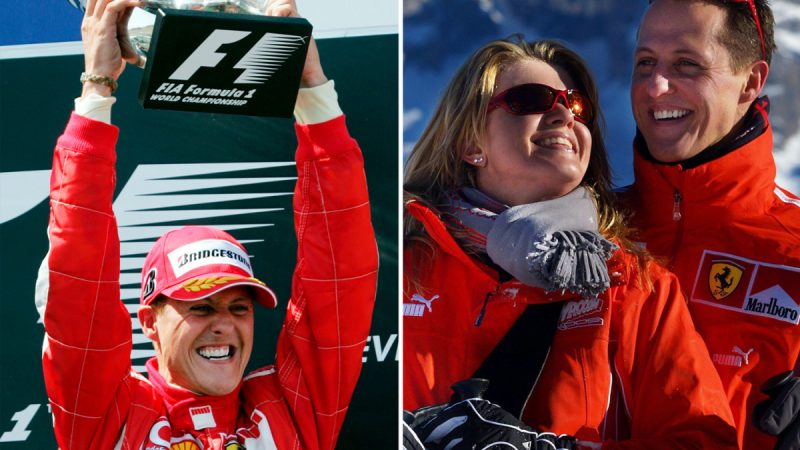 """Michael Schumacher is in """"a vegetative state"""" and is not responding to his family, a neurosurgeon claims"""