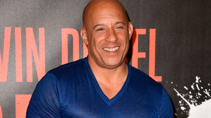 """Vin Diesel Drops single dance song """"I Feel Like I Do"""""""