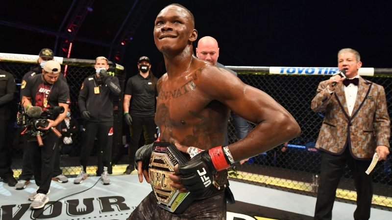UFC 253 - Israel Adesanya reminded the world why he is the middleweight king on Fight Island