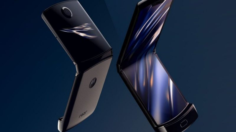 Moto Razr 5G is coming to India soon. (Image Credit: Motorola)
