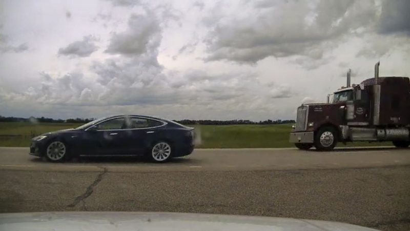 A Tesla Model S driver using autopilot was arrested due to falling asleep while driving 90 mph