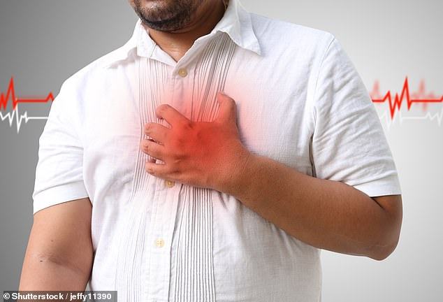A study has found that measuring your heart rate can help detect depression because it is beating faster