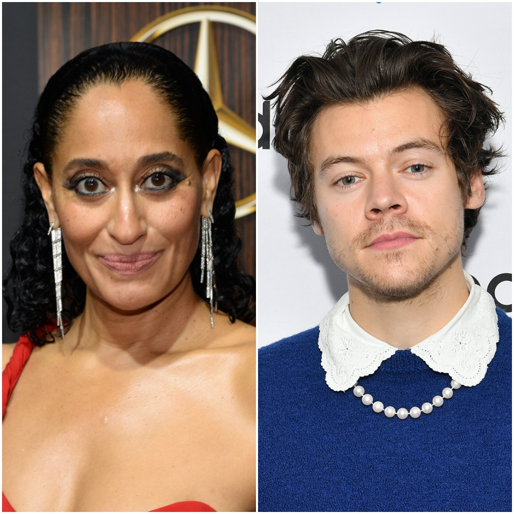 Are you dating Tracy Ellis Ross and Harry Styles?