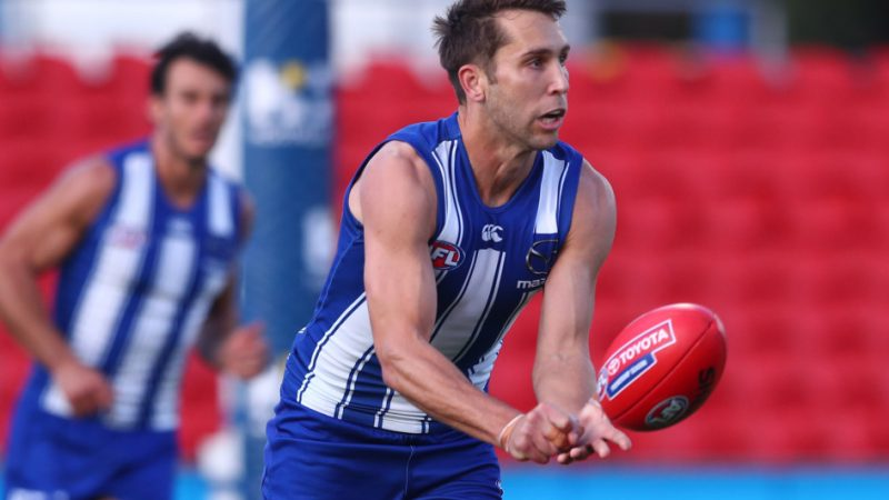 Ax is located in North Melbourne with ELEVEN removed from the list
