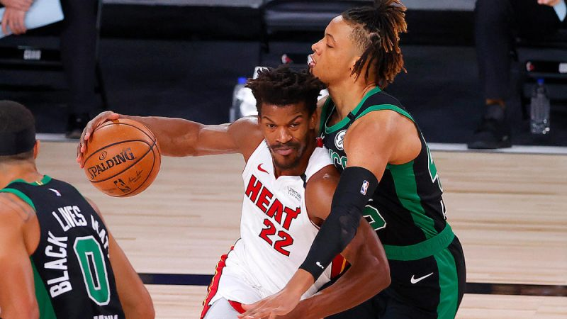 Celtics and Heat match result: Miami beat 17 points to beat Boston, skip two NBA Finals