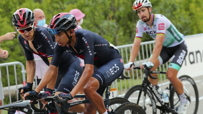 Defending champion Igan Bernal withdraw from the Tour de France