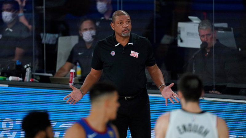 Doc Rivers outside the Los Angeles Clippers coach role