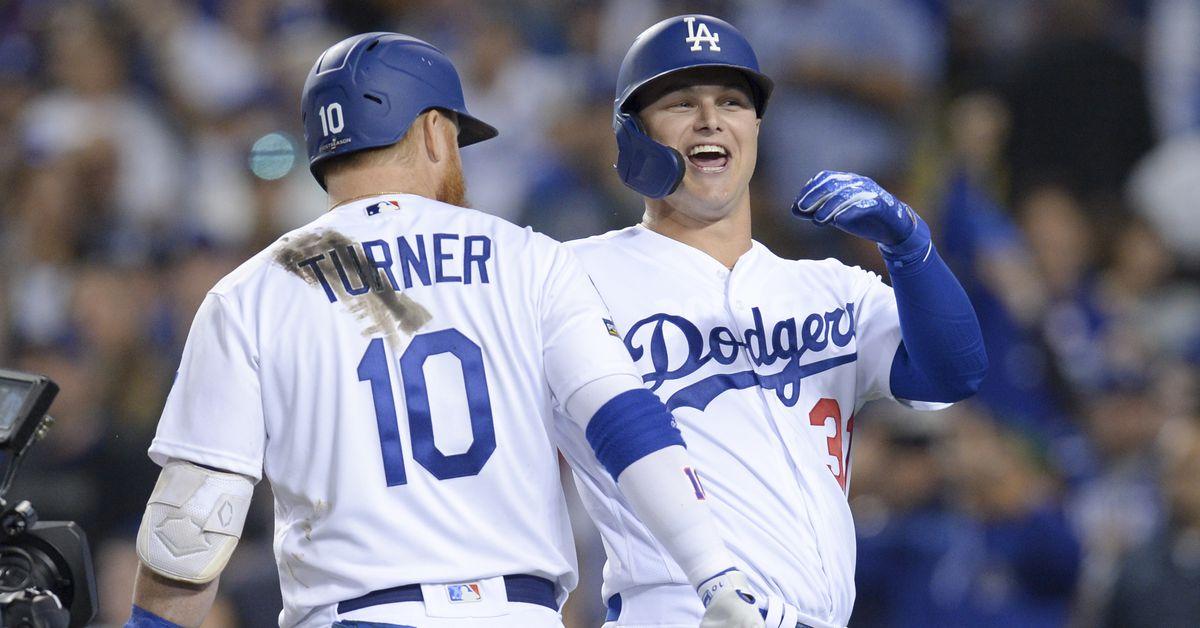 Dodgers Notes: Jock Pederson returns, Justin Turner scratch from the line-up