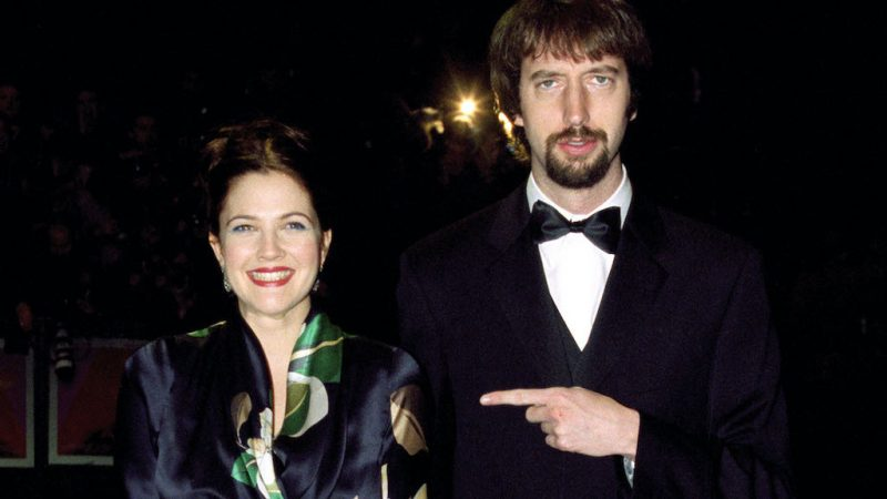 Drew Barrymore reunited with Tom Green for the first time in 15 years