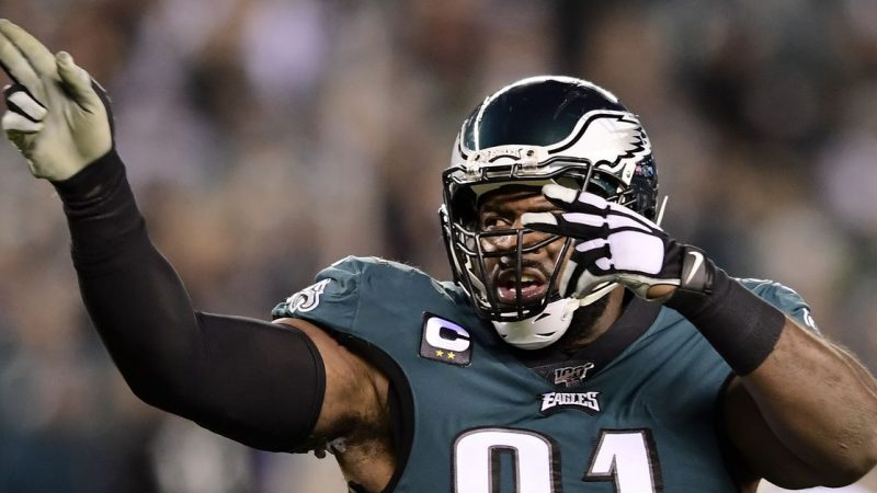 Eagles vs. Bengals are inactive: Fletcher Cox is active, and Galen Horts is # 2 QB again