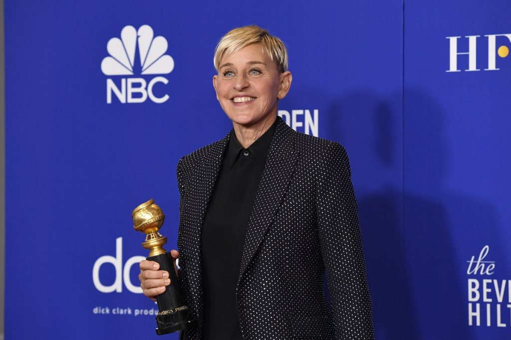 Ellen DeGeneres won't have this first public character on 'The Ellen DeGeneres Show'