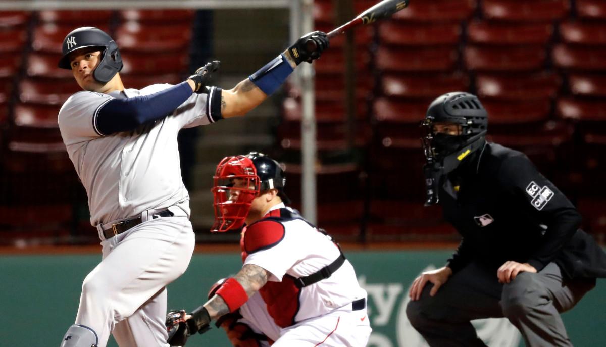 Gary Sanchez, DJ LeMahieu Championships push the Yankees to a ninth straight win