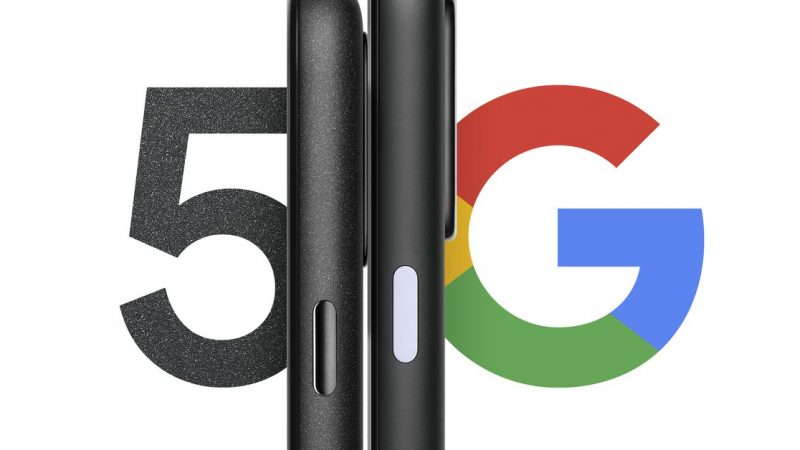 Google launches the new Pixel 5, Chromecast, and smart speaker on September 30th
