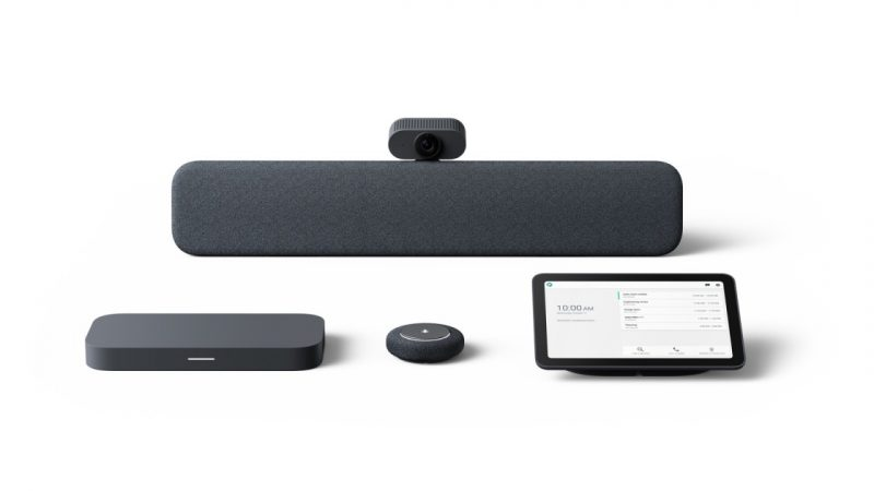 Google's latest attempt at conference room equipment focuses on simplicity