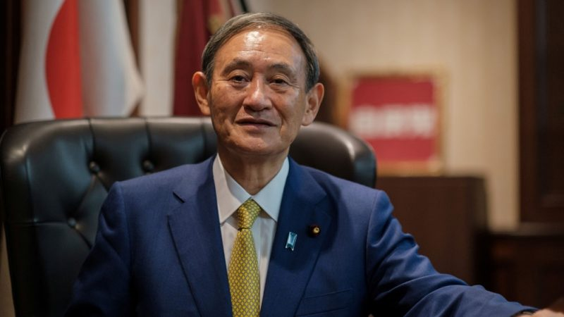 Huge challenges await as Suga prepares to take over the post of Prime Minister of Japan News