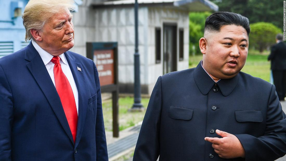 """Kim Jong Un messages with Trump: A window into the leaders' """"special friendship"""""""