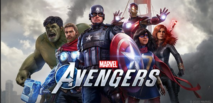 Marvel's Avengers defeat Tony Hawk and NBA to claim No. 1 |  UK charts