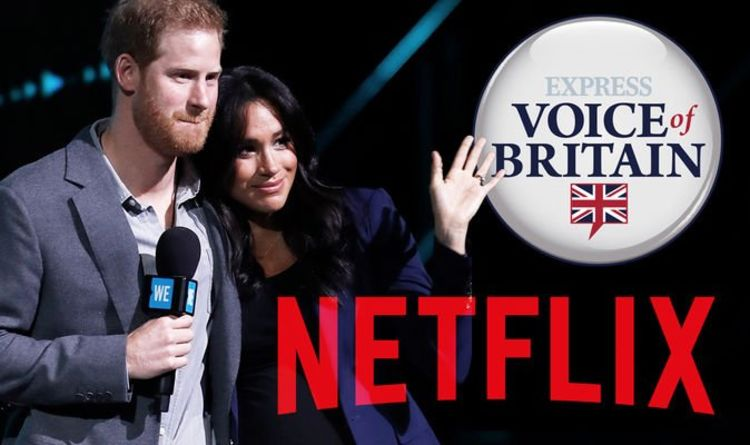 Prince Harry, Meghan Markle Netflix Deal: What to Know