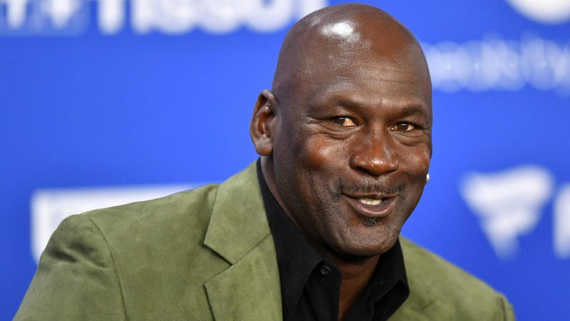 Michael Jordan and Denny Hamlin create a new NASCAR Team with Bubba Wallace as the driver