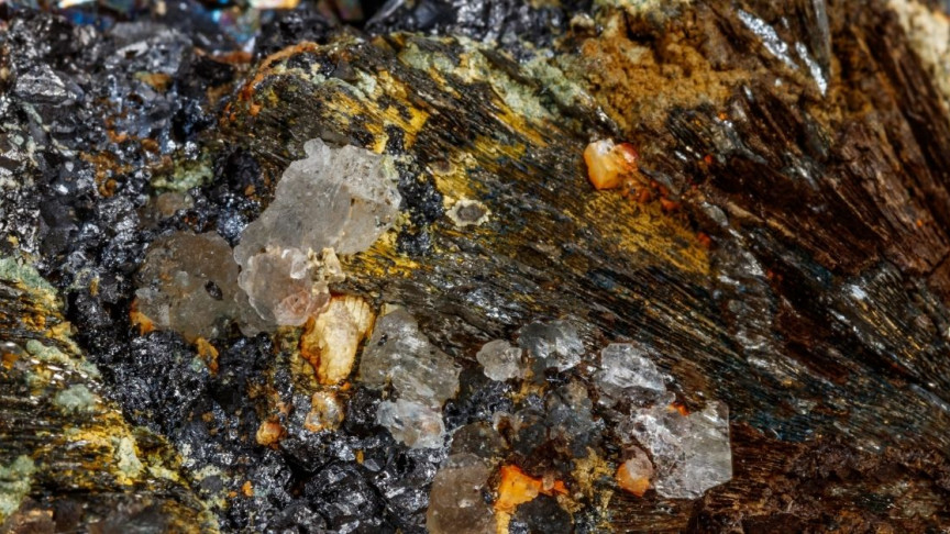 Microbes use to inhale arsenic before the oxygen reaches Earth