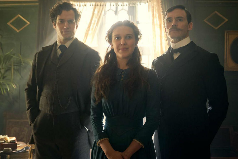 Netflix review: Millie Bobby Brown stars as Sherlock Holmes' spunky younger sister in Enola Holmes