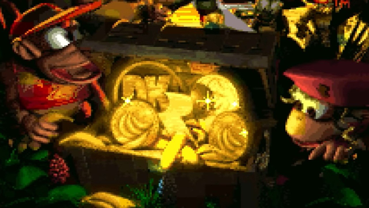 Donkey Kong Country 2, Other Classics Heading to Nintendo Switch Next Week
