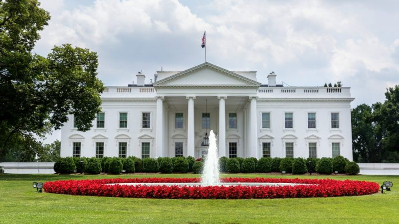 The race for the White House is hotting up
