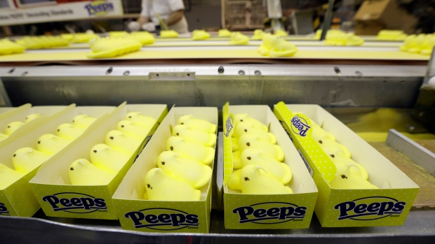 Peeps has stopped production due to the COVID-19 stress