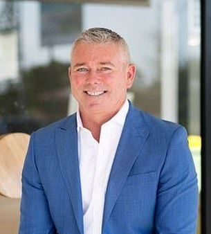 Pictured: A 46-year-old real estate agent is killed to death by a great white shark on the Gold Coast.